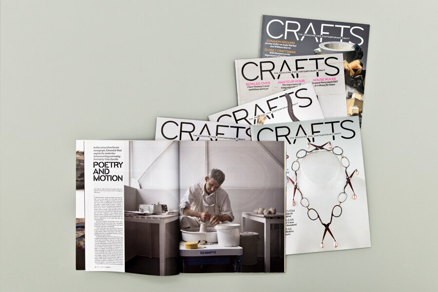Crafts Council, Photography: Eva Herzog